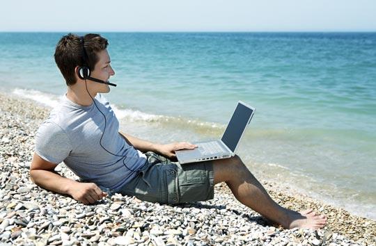 Ayons conscience du mode de vie nomade digital